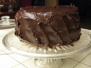 Receita De Bolo De Chocolate Simples De Fazer